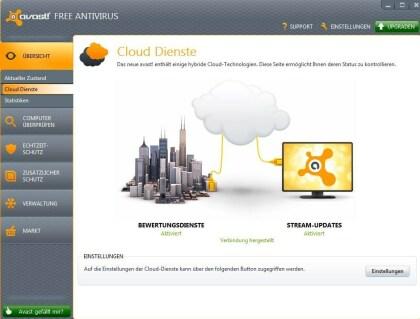 Avast 7 - Free Antivirus