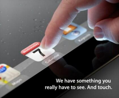iPad 3 Vorstellung
