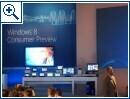 Windows 8 Consumer Preview Launch - Bild 2