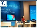 Windows 8 Consumer Preview Launch - Bild 4