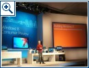Windows 8 Consumer Preview Launch