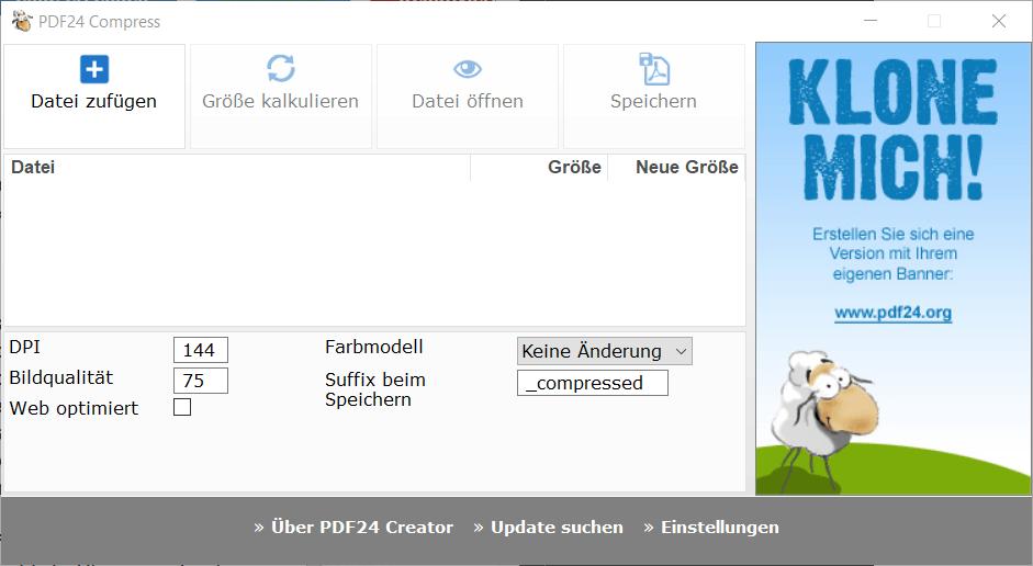 PDF24 Creator - PDF-Dateien erstellen Download