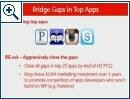 Windows Phone Apps Interne Slides - Bild 1