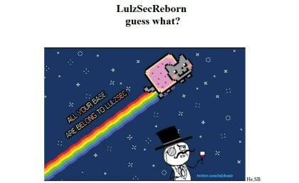 LulzSec Reborn