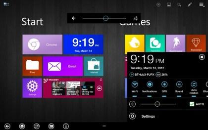 Metro UI Theme für Android