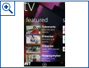 Nokia TV für Windows Phone