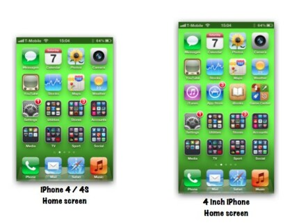 iPhone 5 'Widescreen'