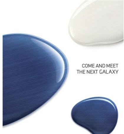 Samsung-Event in London am 3. Mai