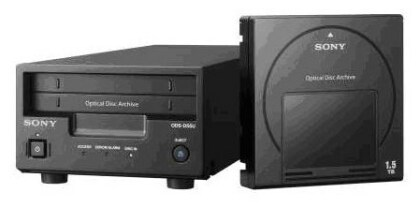 Sonys Optical Disc Archive