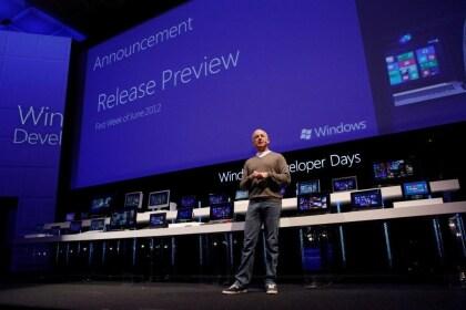 Windows 8 Steven Sinofsky