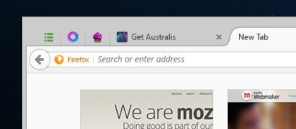 Firefox Design Präsentation