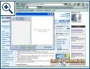 Netscape Browser Prototype