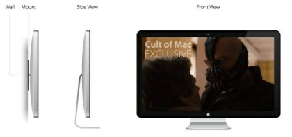'Cult of Mac'-Mockups des Apple-TV-Geräts