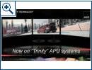 """AMD """"Trinity"""" APUs"""