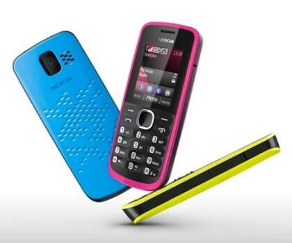 Nokia 110, Nokia 112