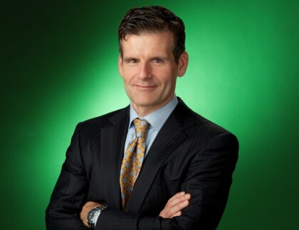 Der neue Motorola-Mobilty-CEO Dennis Woodside