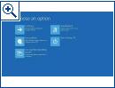Windows 8: Die neuen Boot-Einstellungen