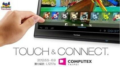 ViewSonic 22-Zoll-Tablet