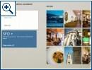 Windows 8 Release Preview - Reisen App