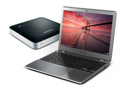 Chromebox & neues Chromebook