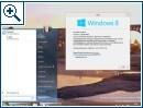 Windows 8 - Modifikationen für das Startmenü - Bild 3