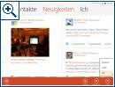 Windows 8 Release Preview - Kontakte App