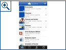 SkyDrive iOS-App