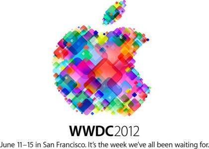 Einladung zur WWDC 2012