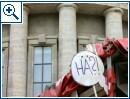 Protest gegen ACTA in Berlin