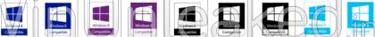 Windows 8 Certification Artwork