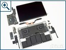 MacBook Pro von iFixit auseinandergenommen