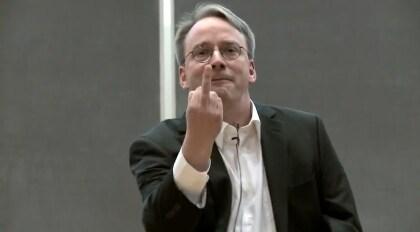Linus Torvalds: 'FU, Nvidia'