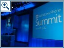 Windows Phone Summit - Bild 1