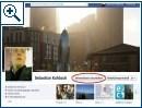 Facebook E-Mail Adresse umstellen