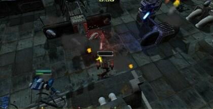 EA Strike Force