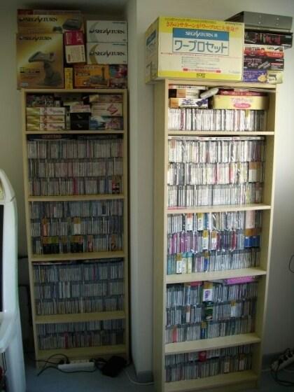Spielesammlung eBay 7000 Stück