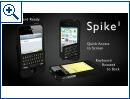 Spike: Hardwaretastatur für das iPhone