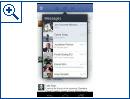 Facebook für Android Version 1.97