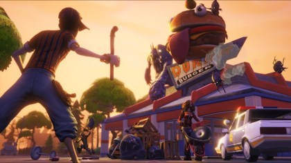 Fortnite, Unreal Engine 4