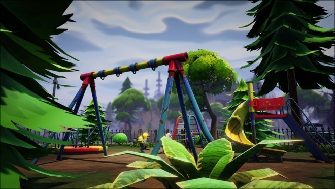 Fortnite, Unreal Engine 4