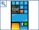 Windows Phone 8: Per App Startschirm ausprobieren
