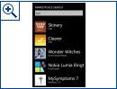 Windows Phone 8: Per App Startschirm ausprobieren
