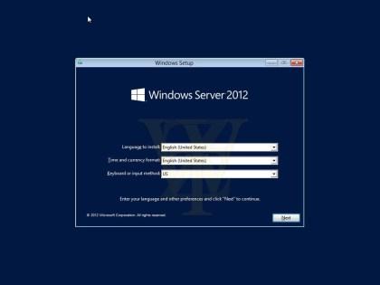 Windows Server 2012 Leak