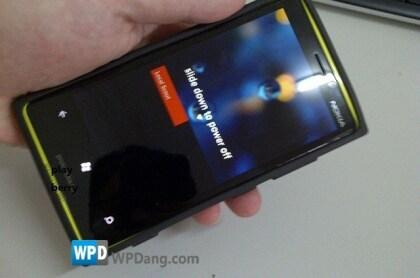 "Nokia ""Phi"" Prototyp"