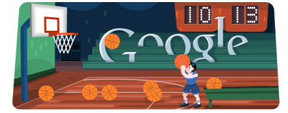 Google Doodle Olympia