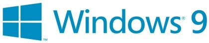 Windows 9 Logo (Mock-up)