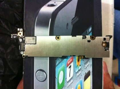 iPhone 5 Mainboard
