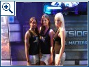 The Babes of GamesCom 2012
