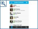 iOS Skype-App 4.1