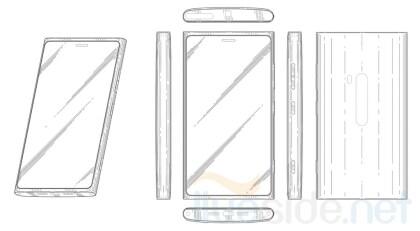 """Nokia """"Phi"""" Design-Patent"""